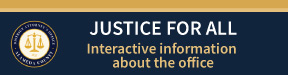 justice for all microsite